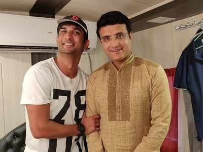 Sourav Ganguly liked my performance in MS Dhoni Biopic: Sushant Singh Rajput