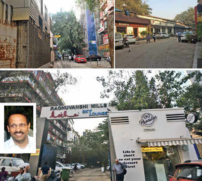 Small businesses in Raghuvanshi Mills panic over builders' redevelopment plans
