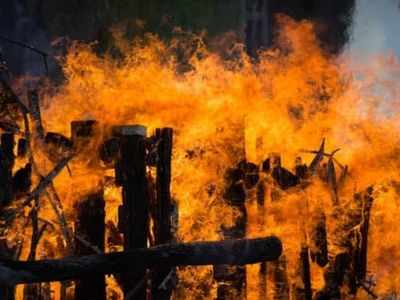 Kerala: BJP councillor, 30 others booked for preventing cremation of 83-year-old COVID-19 victim