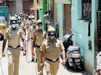 What happened in Bengaluru's Padarayanapura?