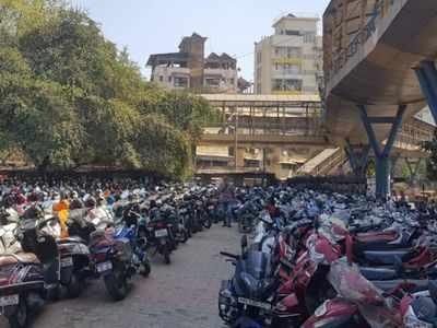 Thane station gets multi-level parking