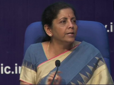 Millennial mindset of using radio taxi adversely affecting auto sector, says Nirmala Sitharaman