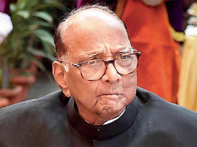 Pawar hints at fighting Lok Sabha polls