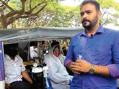'Jugaad' autos to ferry the ailing