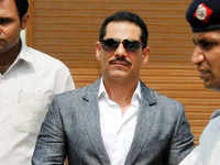 Robert Vadra to appear before ED today