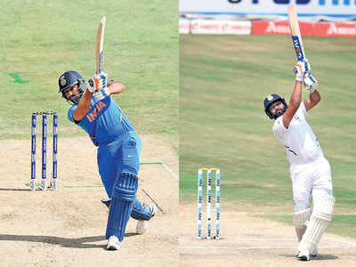 Dilip Vengsarkar not surprised by Rohit Sharma's success in Vizag Test as opener