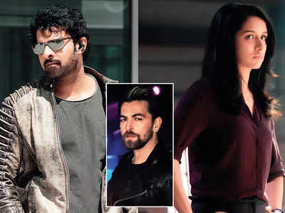 Prabhas, Shraddha Kapoor and Neil Nitin Mukesh shoot for high-octane action sequences in Mumbai for Saaho