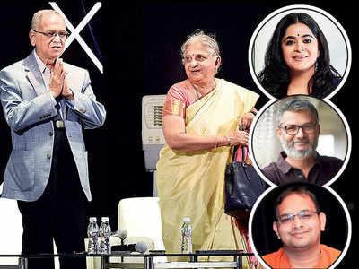 Ashwiny Iyer Tiwari to tell the story of India's first IT couple, Narayana and Sudha Murthy, in her next