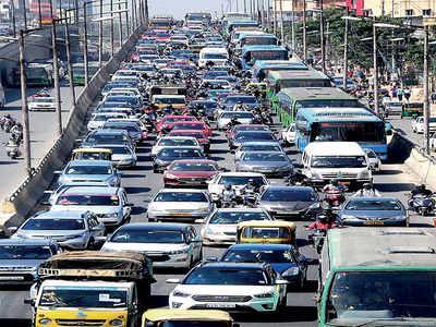Traffic is our worst enemy, say techies