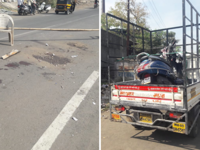 Thane: Three members of a family killed in accident on Kalyan-Dombivali Road; four year old boy critically injured