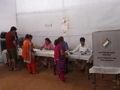 Shocking! At these polling booths in Satara, no matter which button you pressed on the EVM, votes went to BJP; EC official accepts allegation