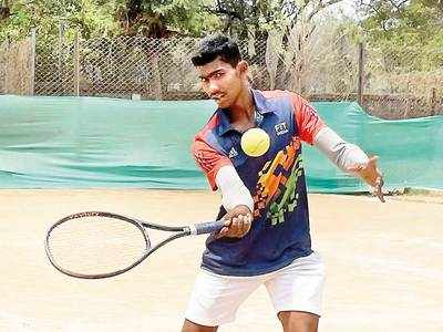 An awe-inspiring tale of a national jr tennis champion, who makes it count