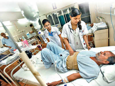 Hospital continues to treat poor patients despite Rs 13 cr loss