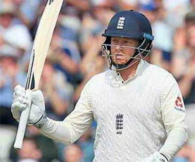 South Africa under pressure after Bairstow's crucial 99