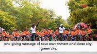 Jaipur kids enjoy cycling at Juniors Cyclothon'19