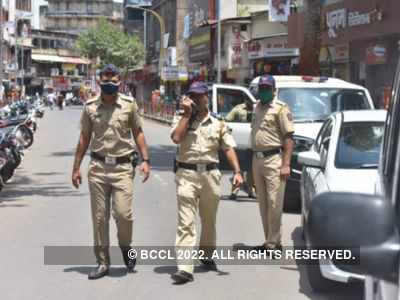Maharashtra Police records 161 new COVID-19 cases