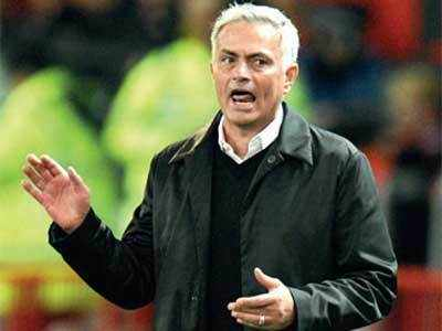 Under-fire Mourinho demands respect, storms out of press conference