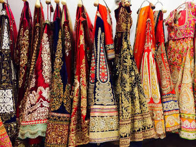 How the lehenga saved the day