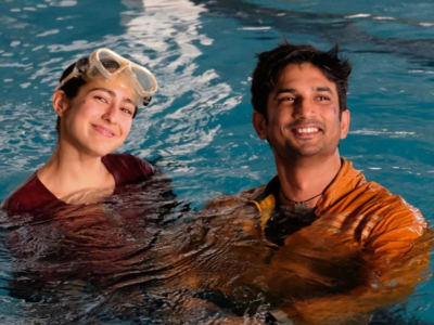 Photos: Sara Ali Khan pens heartfelt note as Kedarnath completes one year