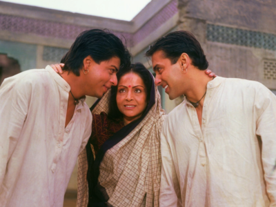 25 years of Karan Arjun: When Shah Rukh Khan had almost quit the film