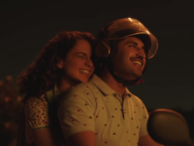 Dil Ne Kaha song out: This Panga song is a tale of young love between Kangana Ranaut and Jassie Gill