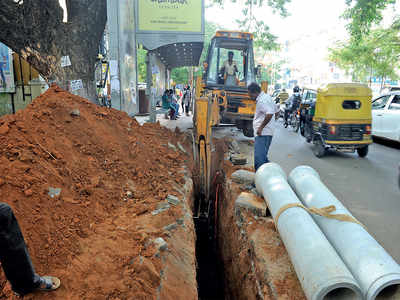 Thanks to Mayor, BBMP will clear BWSSB's mess