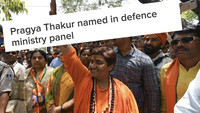 Pragya Thakur's journey from terror accused to parliamentary committee on defence