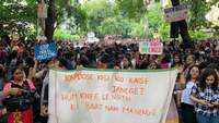 Long kurtis will fetch good marriage proposals: Students protest against dress code diktat in Hyderabad