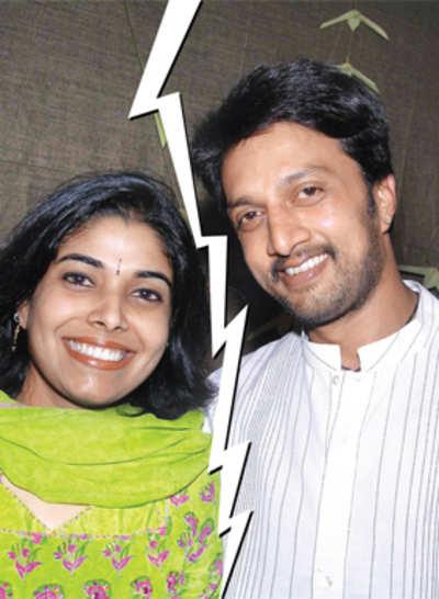 Sudeep, Priya call it quits after 14 yrs