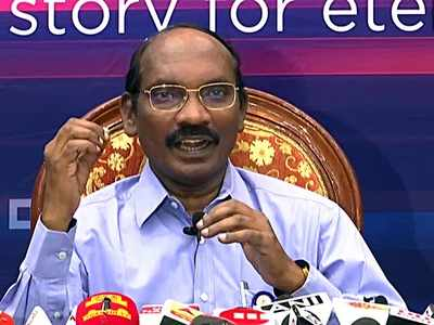 Nation's support, PM Modi's address boosted our morale: ISRO chief K Sivan