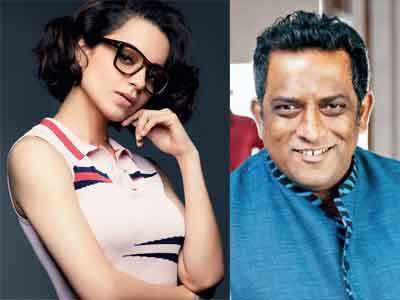 Kangana Ranaut, Anurag Basu reunite for love story titled Imali