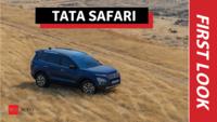Tata Safari 2021 | First Look