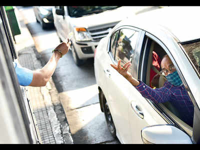 7 held for Rs 2.8 crore illegal toll collection