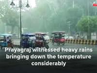 Rains lash Prayagraj