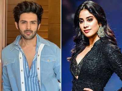 Kartik Aaryan and Janhvi Kapoor in Dostana sequel