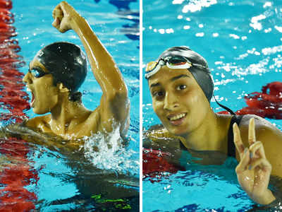 Bengaluru's Srihari Nataraj, Ahmedabad's Maana Patel among big guns at Khelo India Youth Games swimming competition