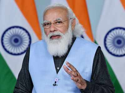 PM Narendra Modi to interact with chief ministers on Monday over Covid vaccine rollout
