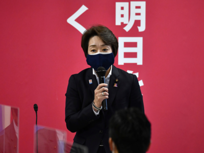 Likely new head of Tokyo 2020 is ex-Olympian, minister for women's rights
