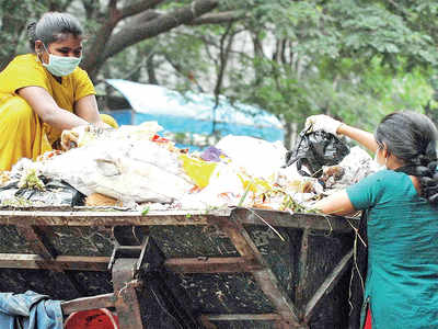 BBMP says composting not practical for every house