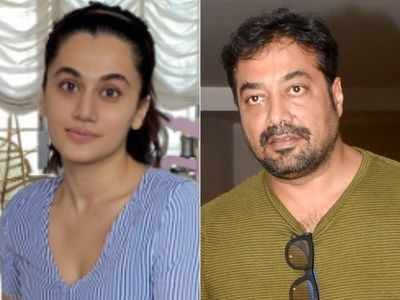 Income Tax raids properties of Taapsee Pannu, Anurag Kashyap in Mumbai