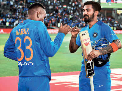 Hardik Pandya, KL Rahul suspended with immediate effect; BCCI to consult team management for their replacement