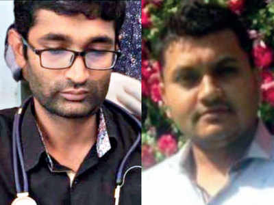 2 Surat docs booked for culpable homicide