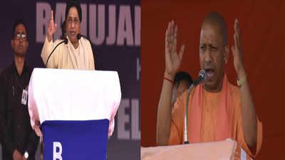 EC gags Yogi Adityanath for 72 hours, Mayawati for 48 hours