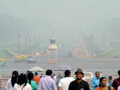 Farm fires, chill push Delhi pollution to 'severe'
