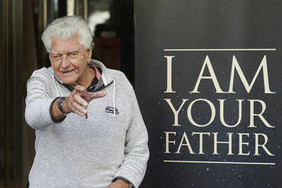 David Prowse, actor who played Darth Vader, dies at 85