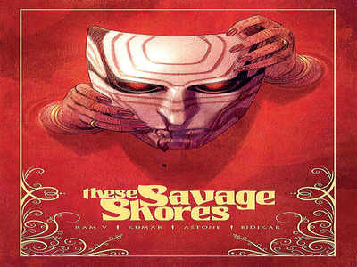 SpecFix: Indian history meets horror in These Savage Shores
