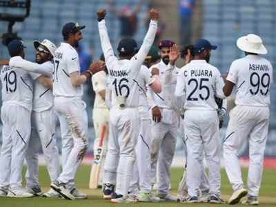 India beat South Africa by an innings and 137 runs in second Test, clinch series