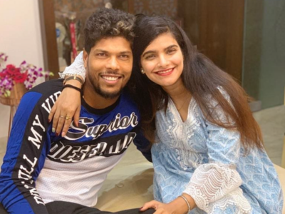 Umesh Yadav and wife Tanya blessed with baby girl