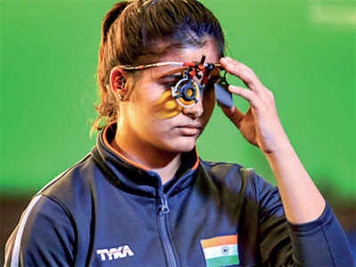 Manu Bhaker finishes fifth in women's 25 m pistol event, says will try harder next time
