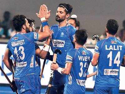 India to host second successive hockey World Cup